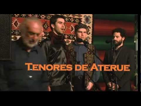 Tenores de Aterue at the Golden Festival in Brooklyn 2012