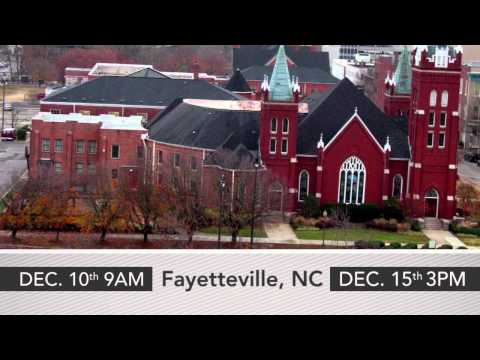Real Estate Auction - Prince Charles Hotel in Fayetteville, NC