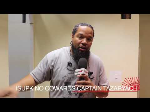 Captain Tazaryach And His Views On The Nation Of Islam And Minister Farrakhan