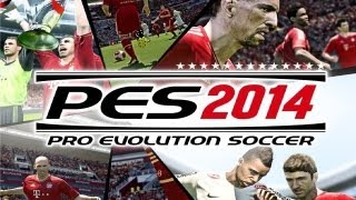 Pro Evolution Soccer 2014 - PES 2014 [PC] [Gameplay]  [HD+]