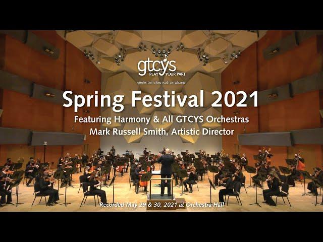 GTCYS Spring Festival 2021