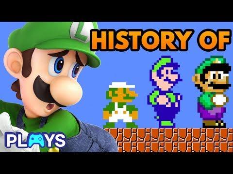 Complete History of Luigi | MojoPlays