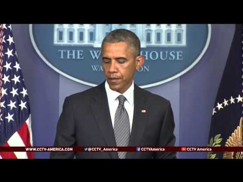 President Obama on Malaysia Airlines #MH17 crash, Gaza