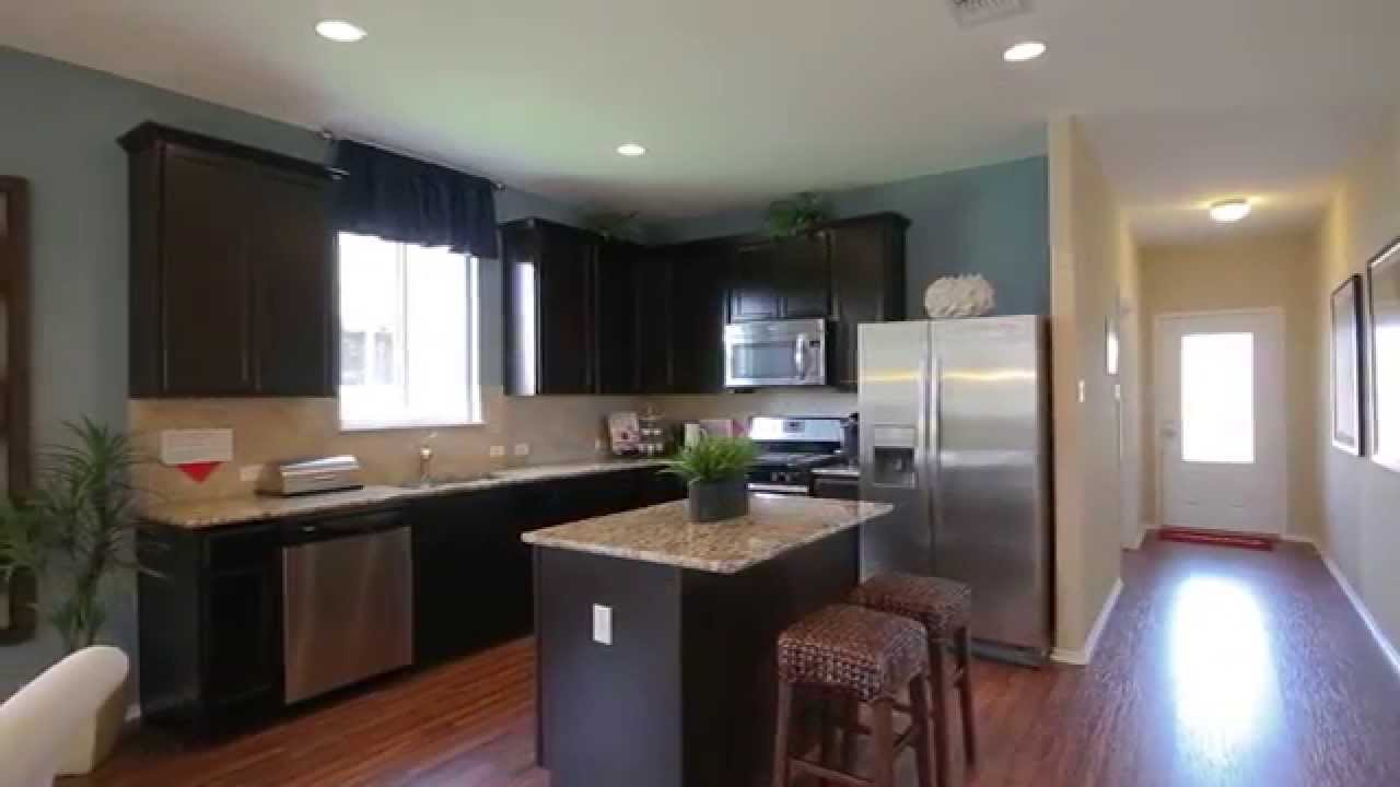 new homes by centex in austin tx hewitt floorplan youtube