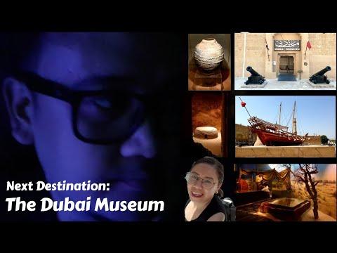 Mako in Dubai Museum | Cultural Understanding | Fort Fahidi