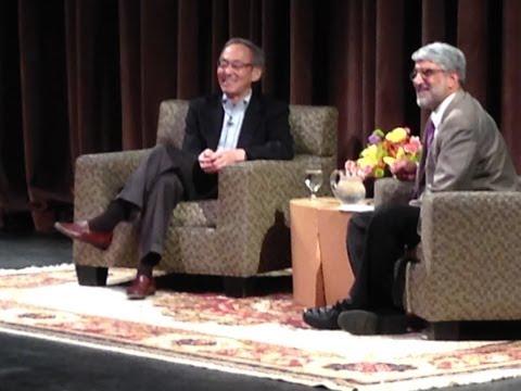 Williams Commencement 2014: Conversaton with Steven Chu