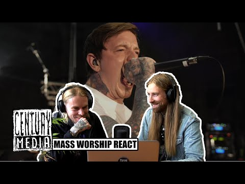 MASS WORSHIP react to BLEED FROM WITHIN