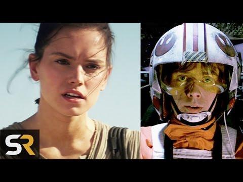 10 Most Paused Scenes In Disney's STAR WARS Movies
