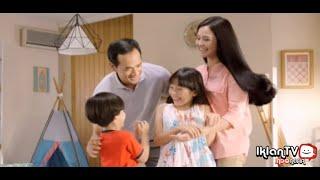 Iklan Sampo Lifebuoy Rambut Kinclong 2015 Revalina S Temat dan Oka Antara
