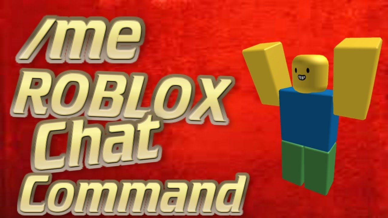 Commands For Roblox Chat Me Roblox New Chat Command 3mtnbros Youtube