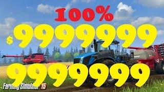 FARMING SIMULATOR MONEY CHEAT 2015 100% WORKS!!!!