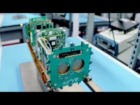A Peek Inside Spire's Satellite Engineering