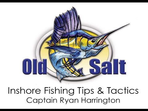 Inshore Fishing Seminar - Old Salt Fishing Foundation - January 2016