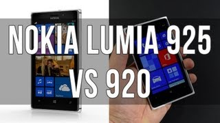 Nokia Lumia 925 Vs Nokia Lumia 920 Comparison