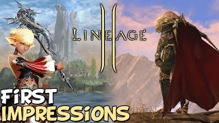 "Lineage 2 First Impressions ""Is It Worth Playing?"""