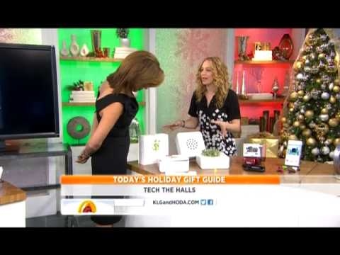 Today's Tech: Holiday Gift Ideas with Carley (Today Show) - Today's Tech: Holiday Gift Ideas With Carley (Today Show) - YouTube