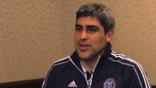 Claudio Reyna Talks Coaching Staff and Expansion Draft