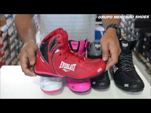 93f777807d Everlast Strike | Grupo Mercado Shoes - YouTube