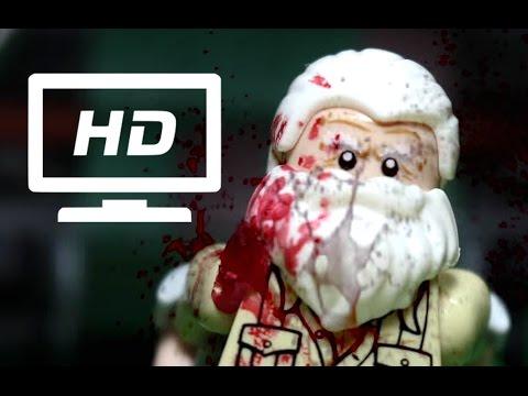 Lego Walking Dead Hershel Death