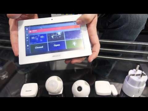 Archos Smart Home Connected Home and Connected Self Smart objects