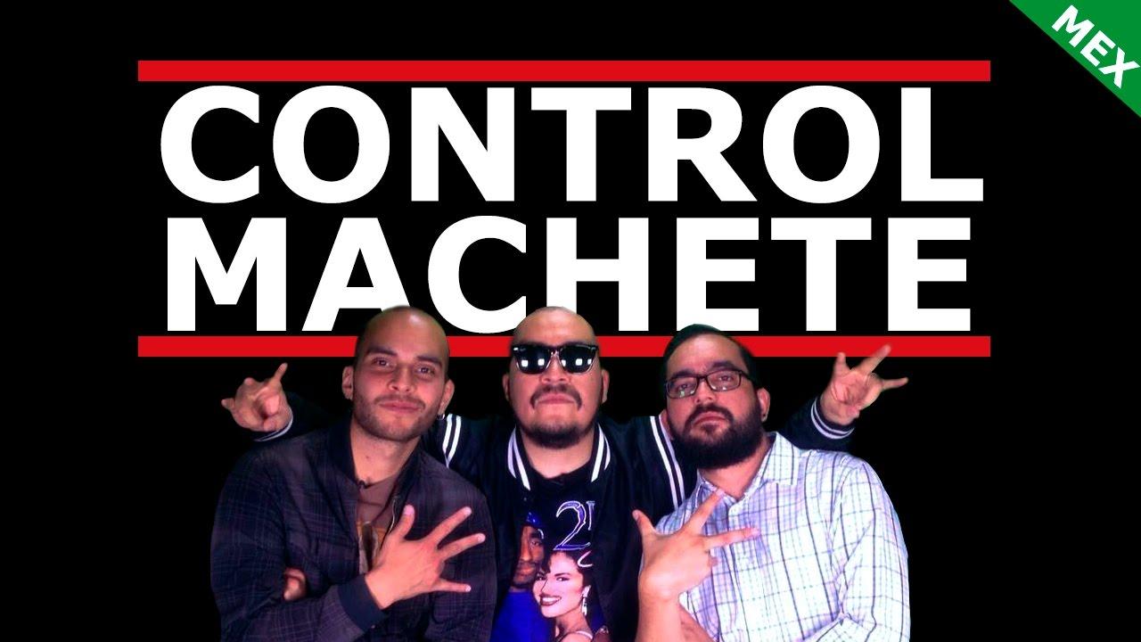 Control Machete Histeria De La M 218 Sica Youtube