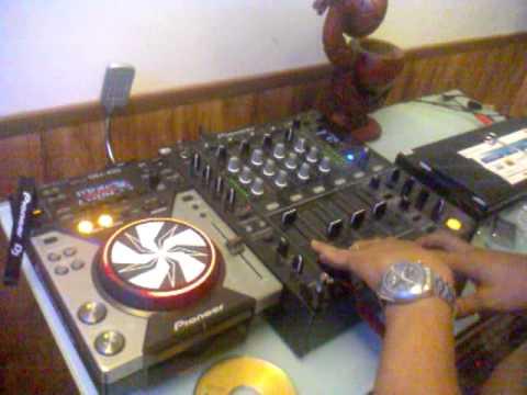 Tập đánh DJ