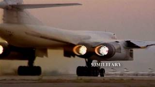 Supersonic Bombers Compilation TU 160 B1a/b TU 22m2/3 Propane Nightmares