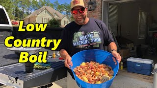 Low Country Boil August 2019