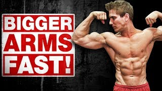 The REAL Reason Your Arms Won't Grow! (GLOVES ARE OFF!!!)