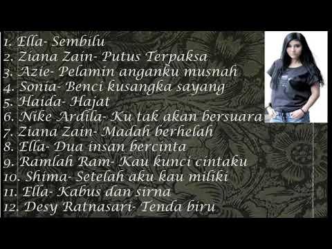 Download Lagu balada malaysia,ella,haida,ziana zain,shima dan banyak lagi