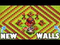 Gambar cover Clash of Clans - NEW WALLS!