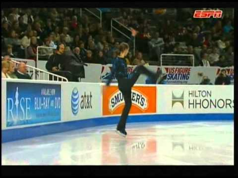 2012 US figure skating championships-Jason Brown FS