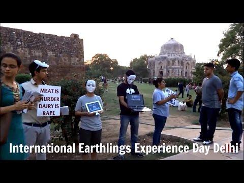 International Earthlings Experience Day Delhi India 2016