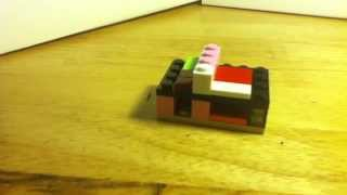 Lego Puzzle Box-mini Mysterious Tutorial!