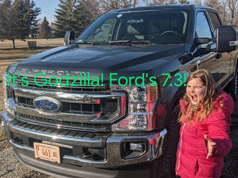 review-on-the-new-ford-7.3-gas-engine