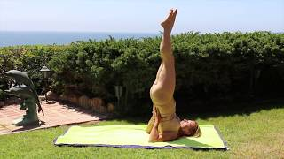 Nearly Nude Yoga by Maren NEWEST Clip
