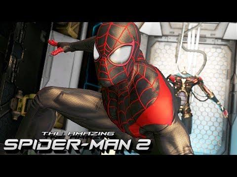 The Amazing Spider-Man 2 Gameplay German - Mein neuer Meister