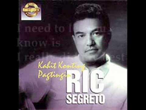 Give Me A Chance by Ric Segreto