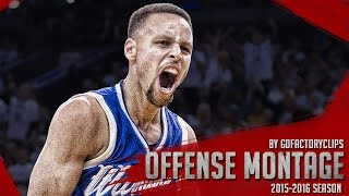 Stephen Curry EPIC Offense Highlights Montage 2015/2016 (Part 2) - CHEAT-CODE Steph!
