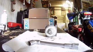 remontage carburateur moteur Kawasaki fj180v