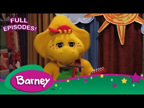 Barney|Magic Show|FULL EPISODES
