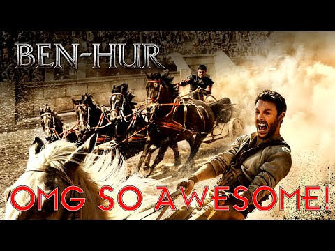 Ben-Hur The Video Game - GREATEST FREE GAME EVER!