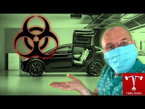#154 Jak Vás Tesla ochrání proti COVID-19  | Teslacek