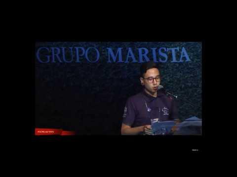 Discurso do Gabriel Kio na Acolhida de Calouros da PUCPR 2018