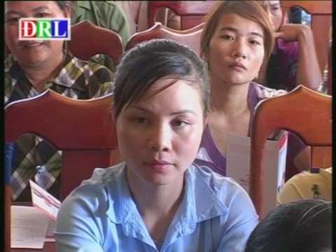 Chi Trả Quyền Lợi Bảo Hiểm Pudential 09.04.2017 Tại Dakru - Dak R' Lấp, Dak Nông
