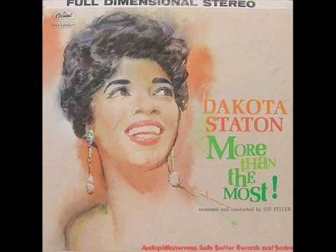 Dakota Staton-Say It Ain't So Joe