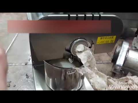 Máy ép dầu lạc 6-8 kg/h