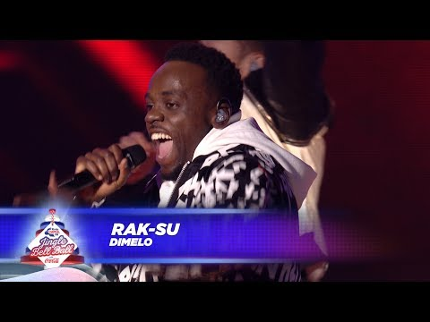 Rak-Su - 'Dimelo' - (Live At Capital's Jingle Bell Ball 2017)