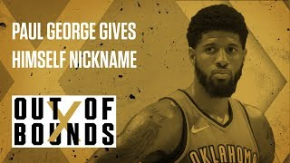 """Paul George Gives Himself Nickname """"Playoff P"""" 