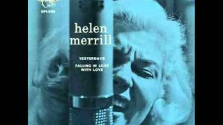Helen Merrill with Quincy Jones Septet - Falling in Love with Love